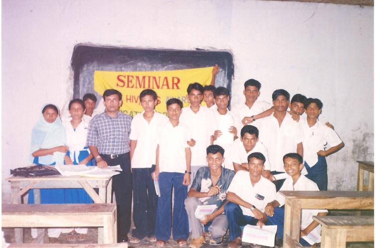 HIV/AIDS Awarenesss Seminar